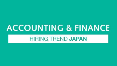 2018 Hiring Trends │ Accounting and Finance