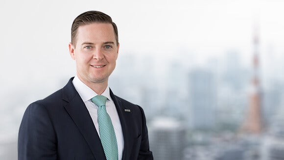 robert walters japan managing director picture
