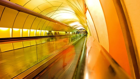 yellow-tunnel